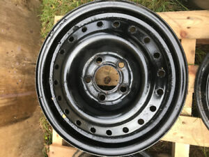 Set of 4 Winter Rims 5x4.5