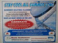 SUMMER Learn-To-Skate PROGRAMS