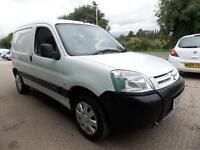 Citroen Berlingo 1.6hdi,92ps,sld.Rare VTR+ Model