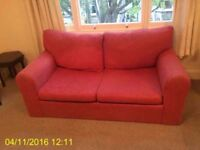 Sofa-bed in good condition. Delivery to your street might be available upon request.