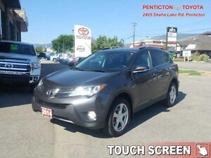 2014 Toyota RAV4 Limited  - TOUCH SCREEN -  NAVIGATION