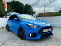 2016 - 66 FORD FOCUS RS 2.3T E/B NITROUS BLUE - FORGED ALLOYS - SHELL SEATS
