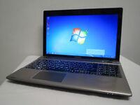 15 15.6 Toshiba Gaming laptop i7 8GB 1TB NVIDIA 2GB graphics
