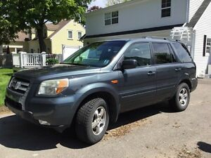 2006 Honda Pilot EXL  one owner