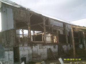 FREE BARN AND HISTORICAL BUILDING DEMOLITION SERVICES Peterborough Peterborough Area image 7