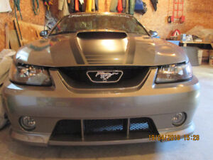 2002 roush, supercharged