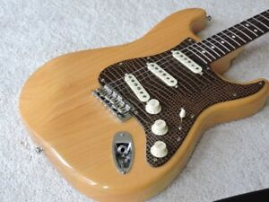 Fender Stratocaster Natural Ash for sale - Beautiful guitar
