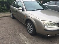 Automatic mondeo very clean