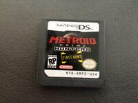 Jeu Nintendo DS METROID PRIME: HUNTERS