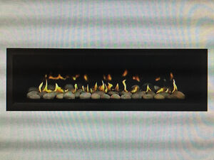 "Brand New 50"" Modern Linear Napoleon Natural Gas Fireplace"