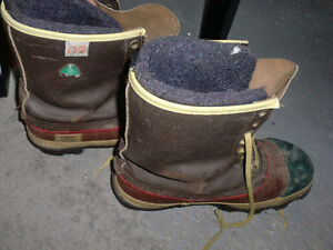 Steel Toe / Protective sole work boots
