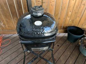 Primo Oval Junior ceramic charcoal grill