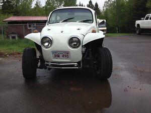 1969 Baja VW