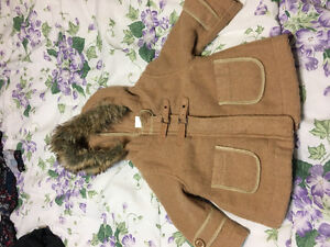Girls 3-6 month coat