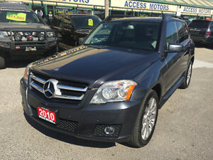 2010 Mercedes-Benz GLK, Navi, Panoramic Roof, Clean Carproof