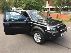 Land Rover Freelander 1.8 2005MY XEi. GENUINE LOW MILES, 68 K. FACE LIFT EDTION.