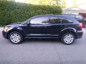 2010 Dodge Caliber SXT.      Low km's Safety Certified