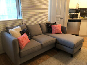 COUCH FOR SALE - $900 – Pick up at 352 Front St. W