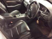 2007 Jaguar S-Type 3.0 V6 XS 4dr Petrol silver Automatic