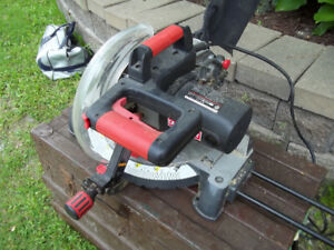 "10""Sears craftsman compound mitre saw"