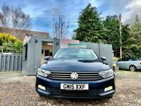 2015 VW PASSAT S 1.6 TDI BLUEMOTION TECH **EURO 6