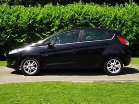 Ford Fiesta 1.0 Zetec 5dr PETROL MANUAL 2014/14