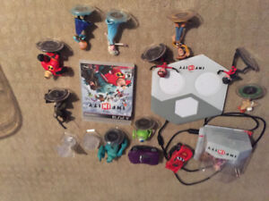 Infinity game with accessories ps3