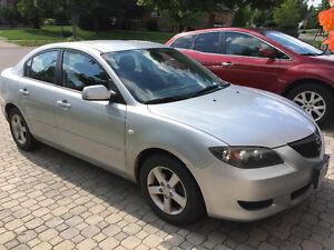 2004 Mazda 3 Sedan