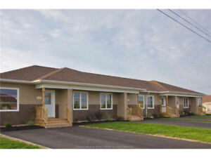 46 Sugarloaf Crt. Riverview, NB - NEW Townhouse 3 Bed 2 Bath