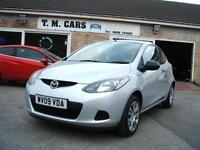 2009 Mazda Mazda2 1.4TD TS2 3d **£20 Tax / NEW MOT**