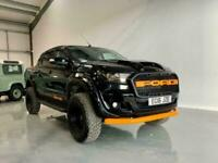 2016 Ford Ranger Seeker Raptor Pick Up Double Cab Limited 2 2.2 TDCi Uprated to
