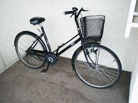 Vintage Women's Japanese Bicycle