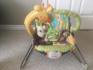 PRICE FISHER Baby Rocker for $15