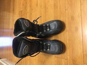 Cougar boots - blue 6m