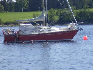 26' Sailboat (PY26) for sail