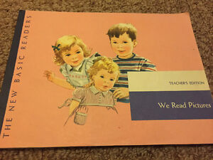 "Dick & Jane Book ""We Read Pictures 1951"