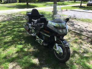 1991 Honda Goldwing Canadian Special Edition
