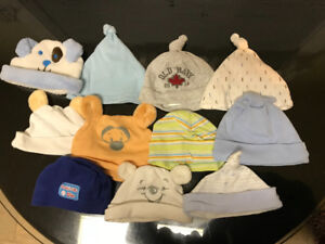 0-6 month hats