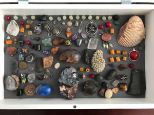 A Marvelous Rock and Mineral Collection!