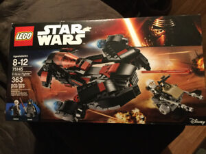 Unopened Star Wars Lego Model - Eclipse Fighter