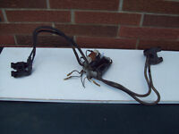 1975 Honda goldwing GL1000 ignition coil assembly