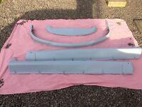 Vauxhall Astra H/Mk5 XP/vxr/Sri kit