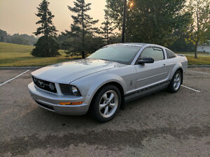 2007 Ford Mustang Coupe (2 door) - LOW KM(S)