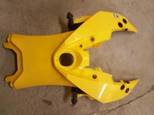 Yellow ski doo xp parts