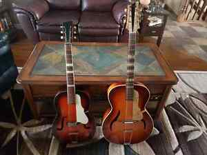 Vintage Isana Archtop Guitar Kitchener / Waterloo Kitchener Area image 3
