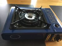 Portable gas camping stove- never used