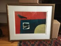 Framed print (limited edition)