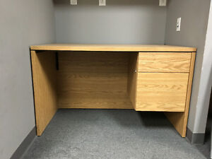 Two Drawer Office Desk - several units available