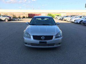 2006 Nissan Altima. CERTIFIED, E TESTED, WARRANTY