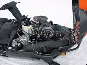 Need a fan cooled sled !!!